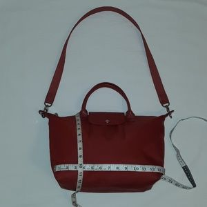 Longchamp Bags - Longchamp Le Pliage Neo nylon Authentic Tote